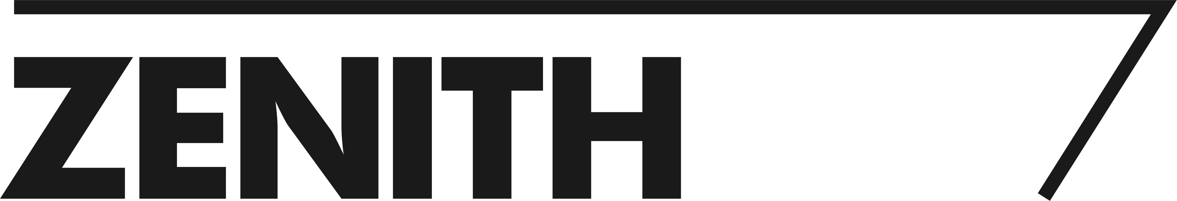 Pilot - Sponsor Zenith