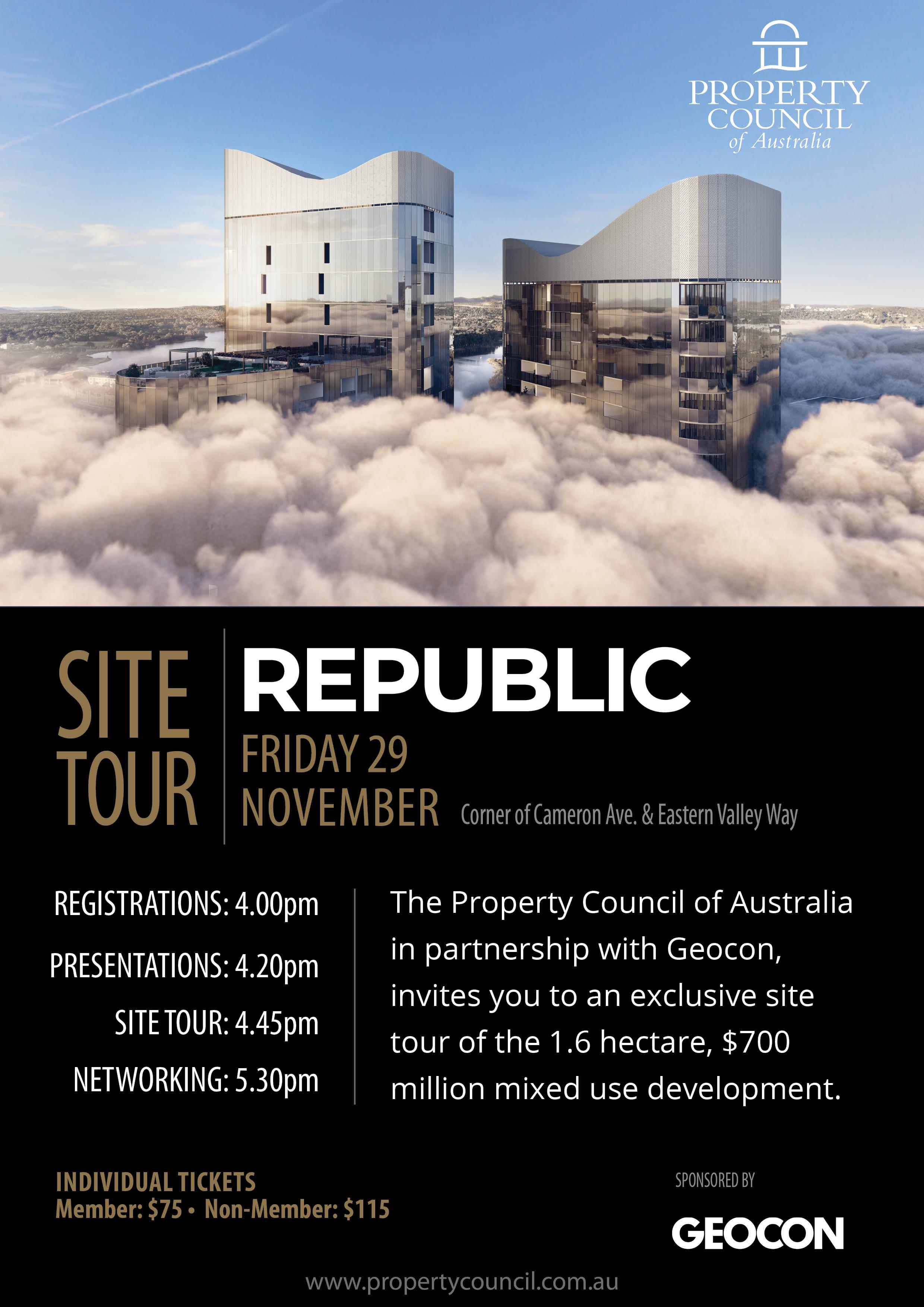 Geocon Site Tour Flyer Republic1