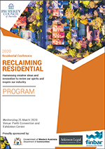 2020-WA-Residential-Conference-Program thumbnail
