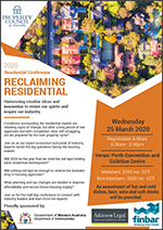 2020-WA-Residential-Conference-A4-Flyer thumbnail
