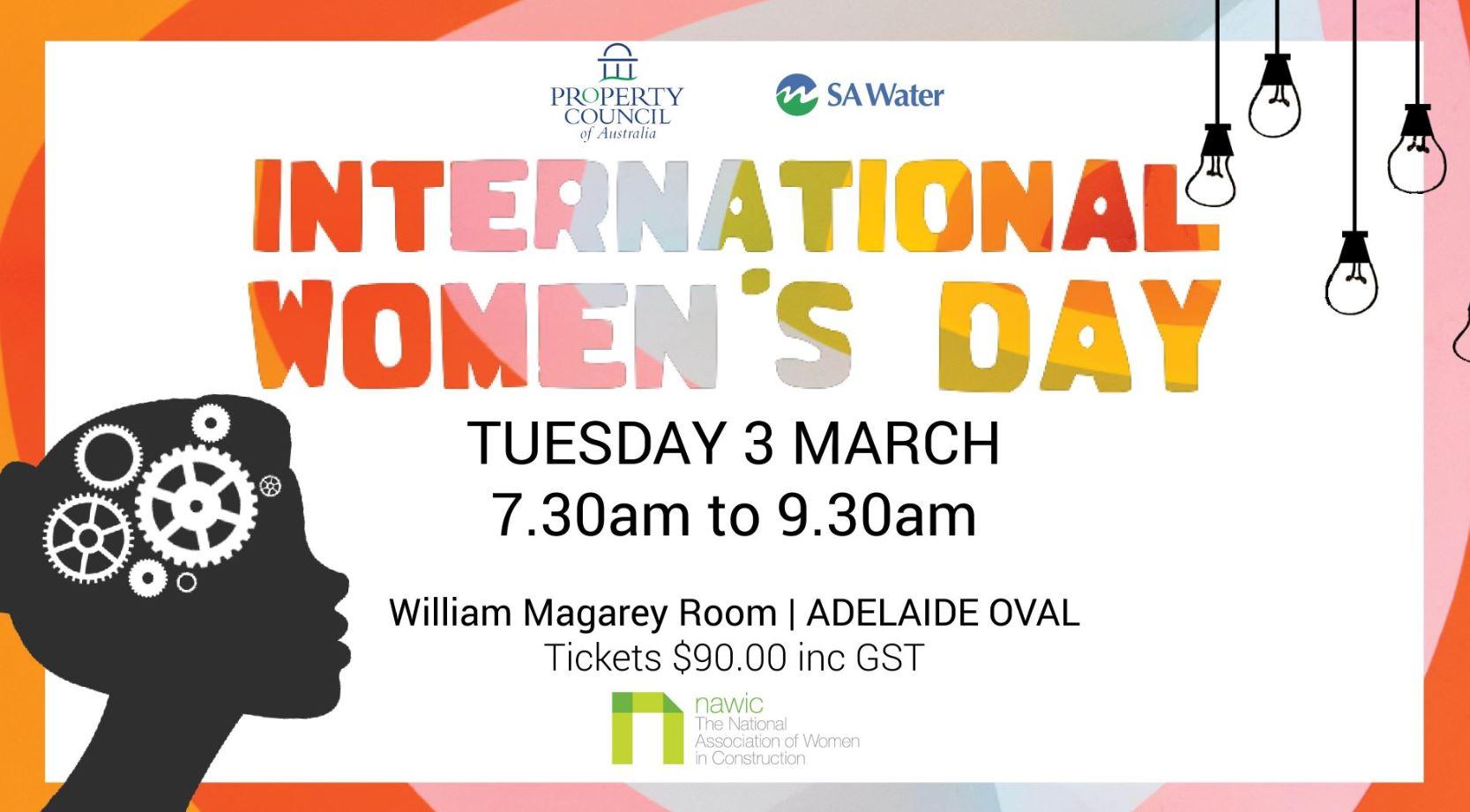 womens day spon banner