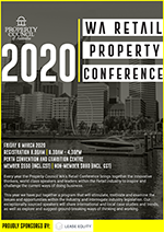 Retail conference 2020 - flyer thumbnail
