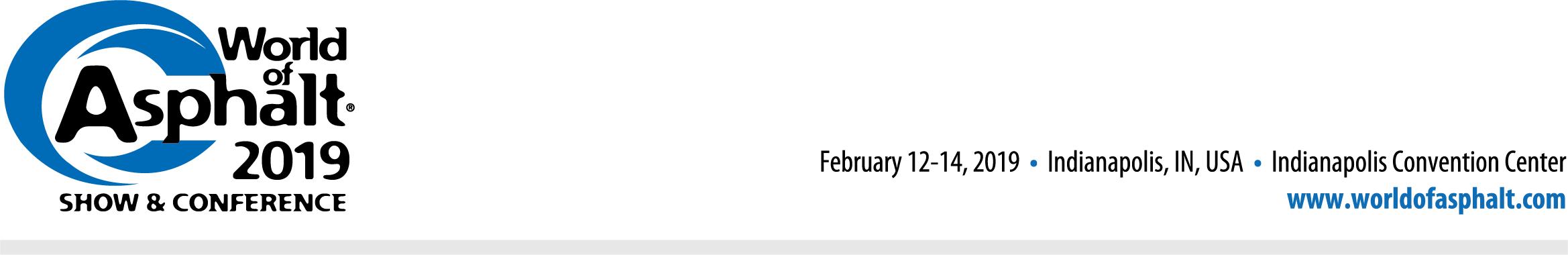 World of Asphalt 2019 Show & Conference