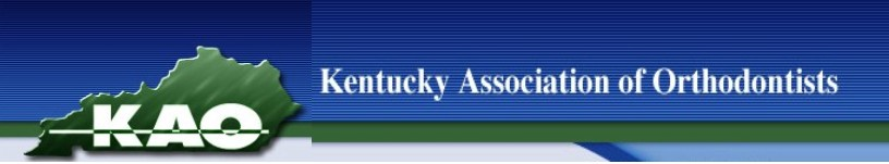 2016 Kentucky Association of Orthodontists Annual Meeting