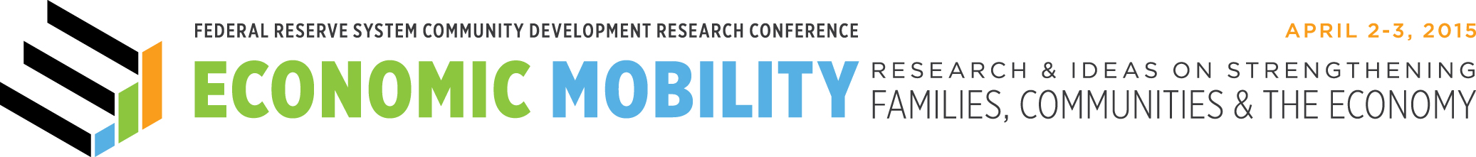 2015 Federal Reserve System Community Development Research Conference