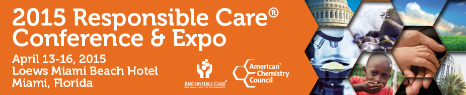 2015 Responsible Care® Conference & Expo