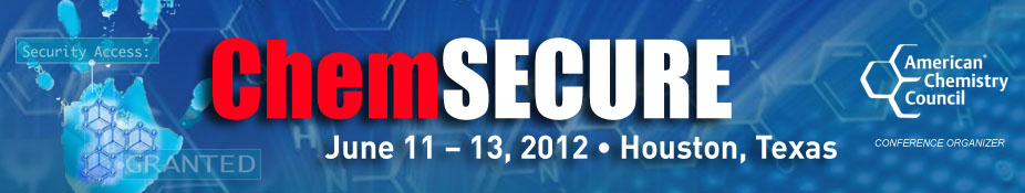 2012 ChemSecure Conference & Expo
