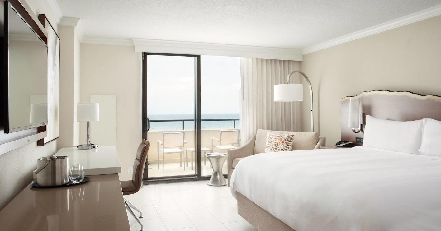 harbor beach guest room