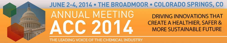 2014 American Chemistry Council Annual Meeting