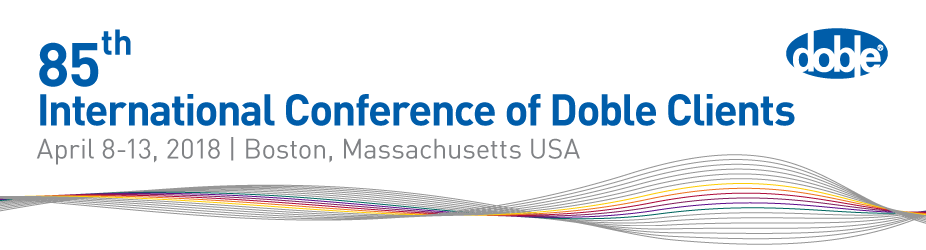 2018 International Conference of Doble Clients