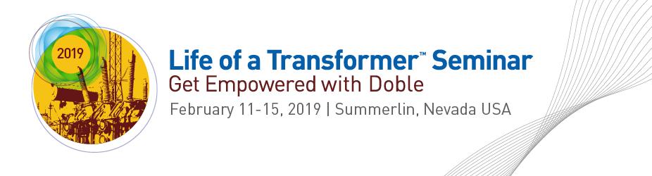 2019 Life of a Transformer Seminar