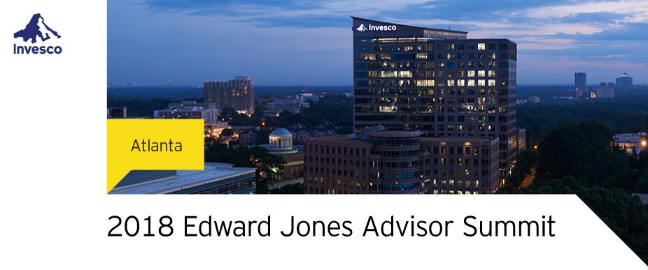2018 Edward Jones Advisor Summit ~ Atlanta