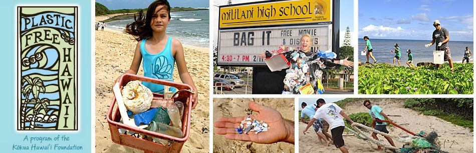 Plastic Free Hawai'i Workshop