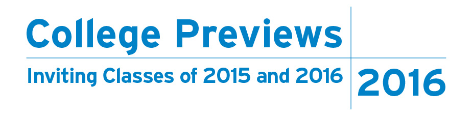 College Previews 2016