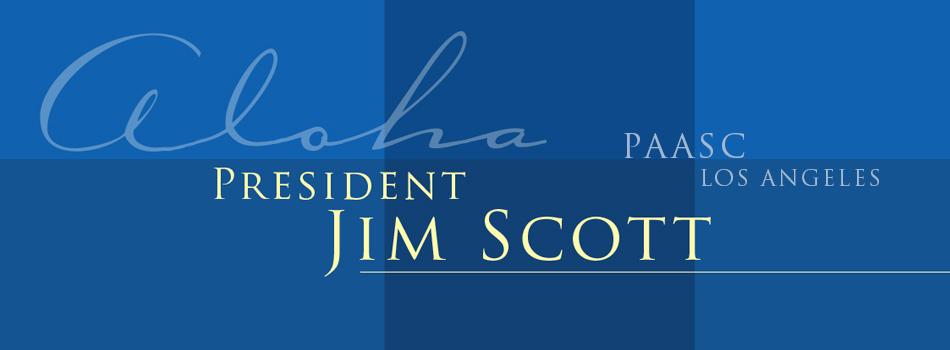 Aloha President Jim Scott Luau Reception in Southern California