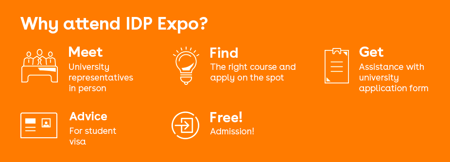 03-Why attend IDP Expo