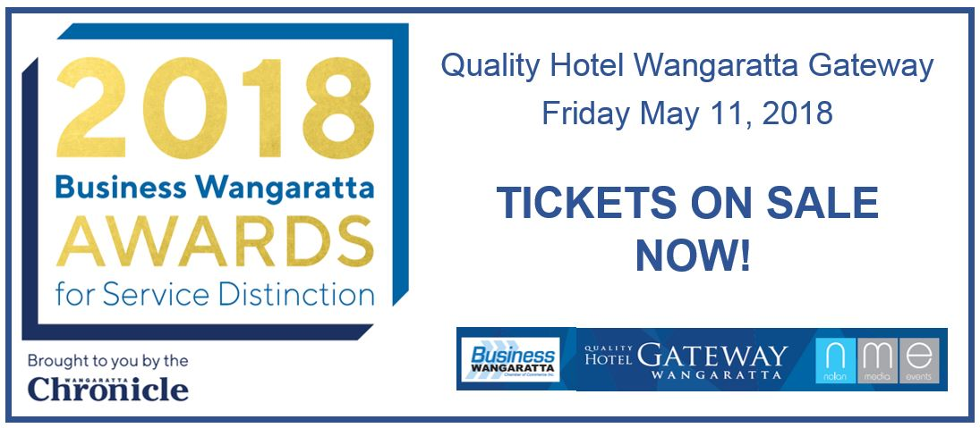 2018 Wangaratta Business Awards