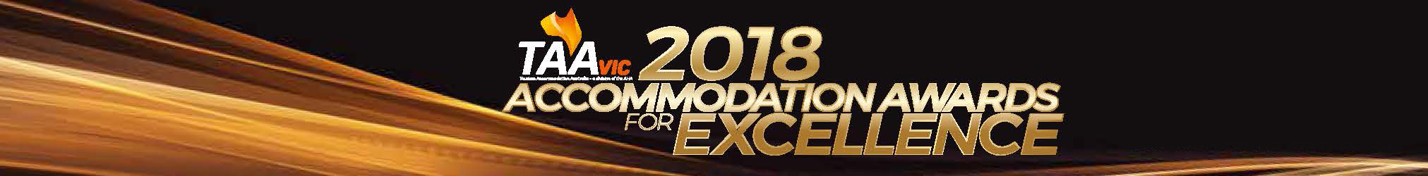 2018 TAA (Vic) Accommodation Awards for Excellence