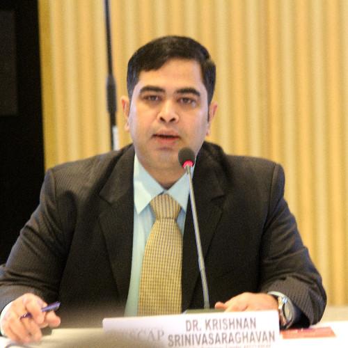 Krishnan Srinivasaraghavan