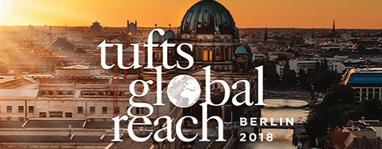 Tufts Global Reach Berlin