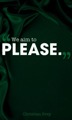 WE Aim to Please GREEN