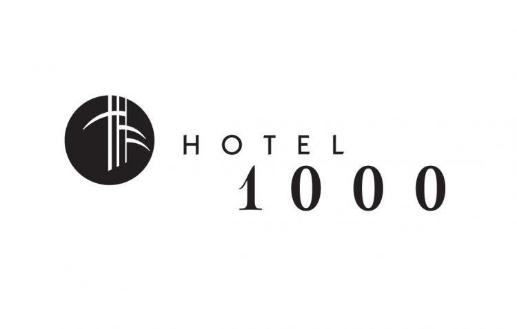 Hotel 1000 Logo