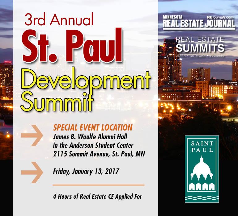 3rd Annual St. Paul Development Summit