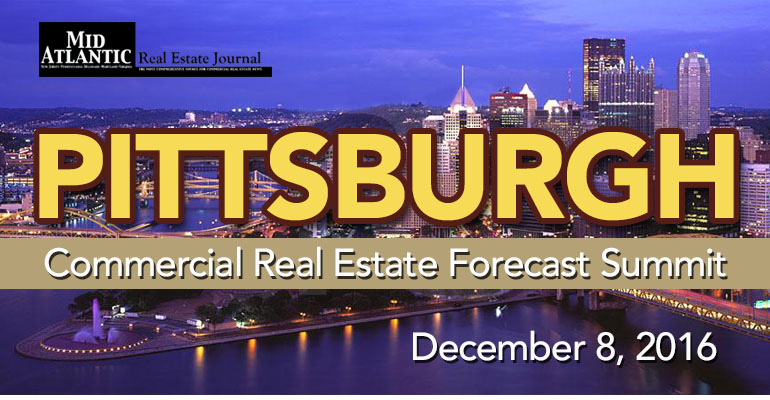 Pittsburgh Commercial Real Estate Forecast Summit