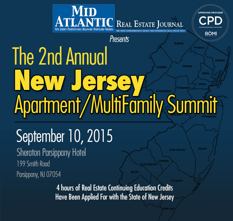 New Jersey Multifamily/Apartment Conference