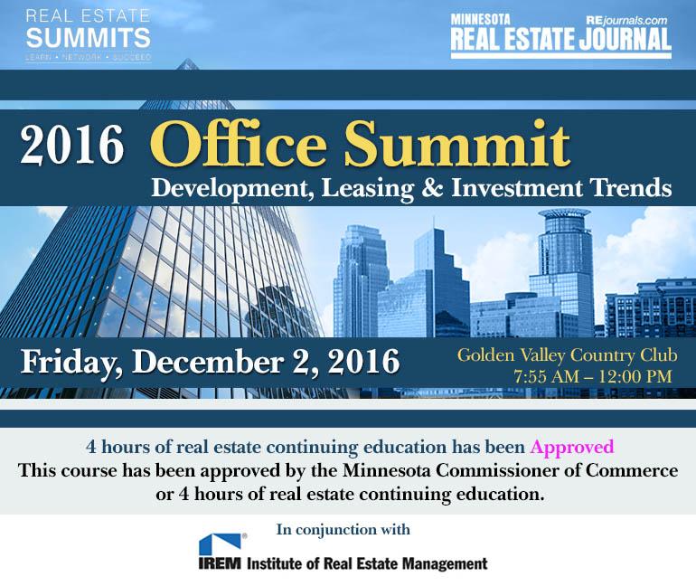 2016 Office Summit