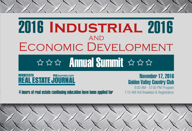 2016 Industrial & Economic Development Summit