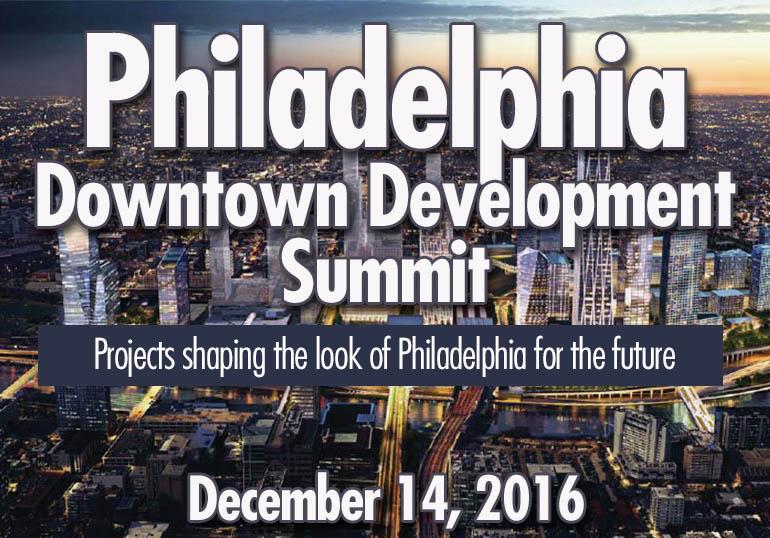 Philadelphia Downtown Development Summit