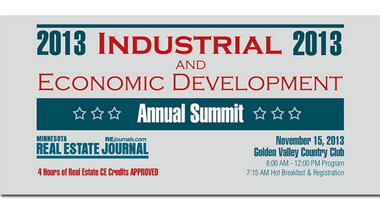 2013 Annual Industrial and Economic Development Summit