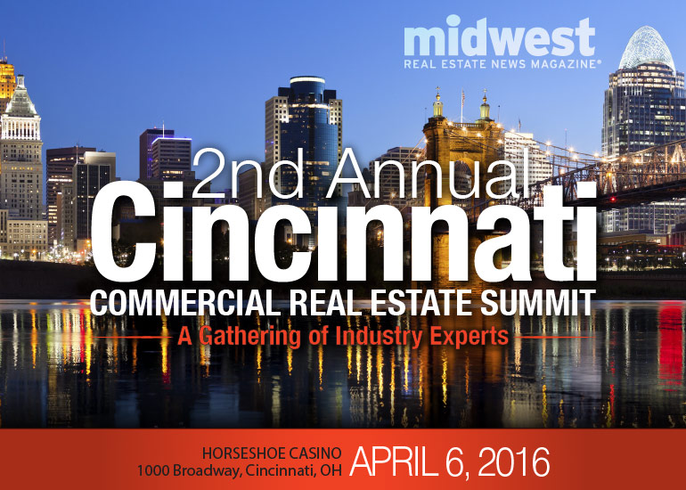2016 Cincinnati Commercial Real Estate Summit