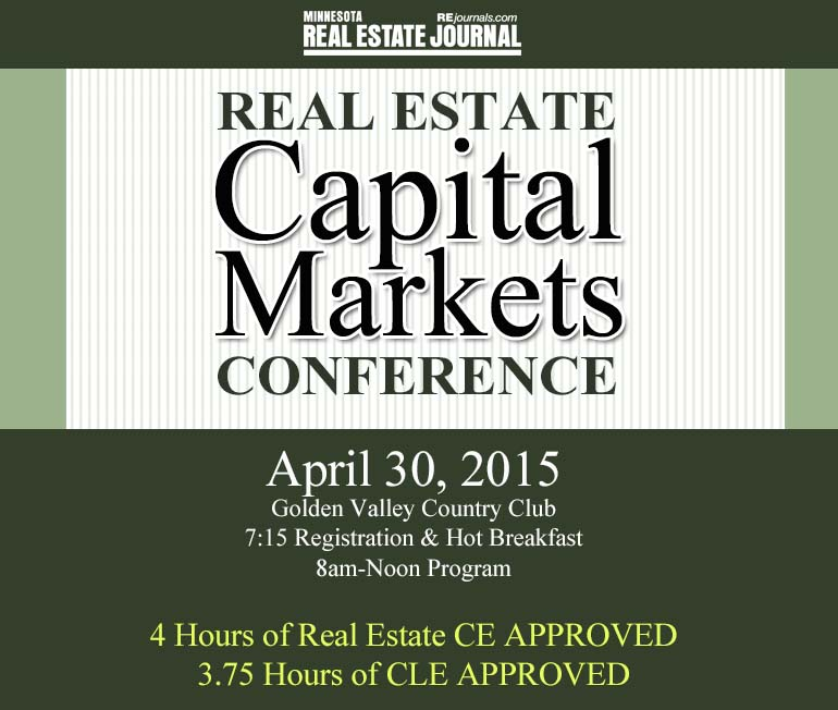 2015 Real Estate Capital Markets Conference