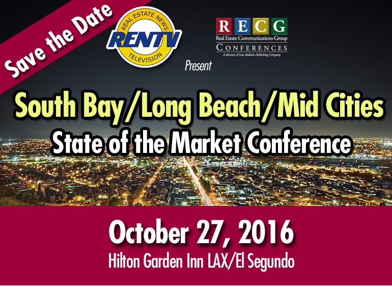 South Bay/Long Beach/Mid Cities – State of the Market