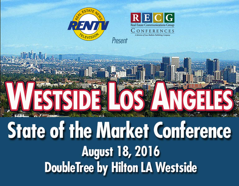 Westside Los Angeles State of the Market Conference