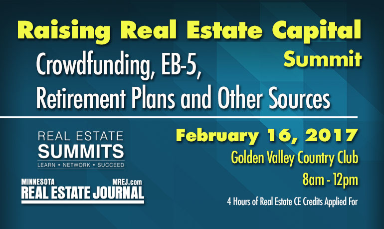 Raising Real Estate Capital Summit