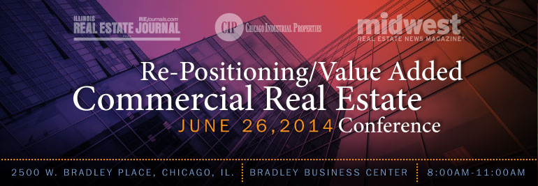 2014 Re-Positioning/Value Added Commercial Real Estate Conference