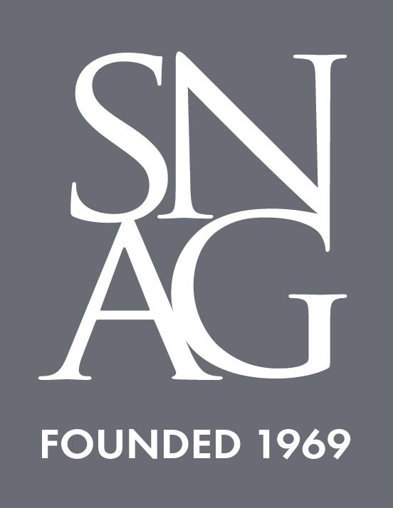SNAG Logo Grey