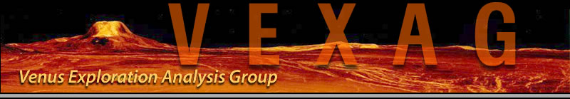10th Venus Exploration Analysis Group (VEXAG) Meeting