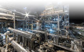 Nitrogen Ammonia Plant