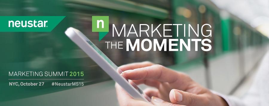 Neustar Marketing Summit 2015