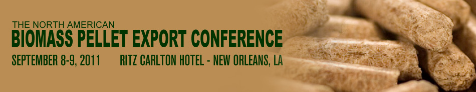 The North American Biomass Pellet Export Conference