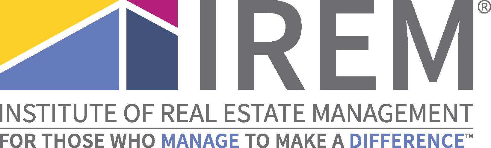 IREM Tagline Logo - CMYK