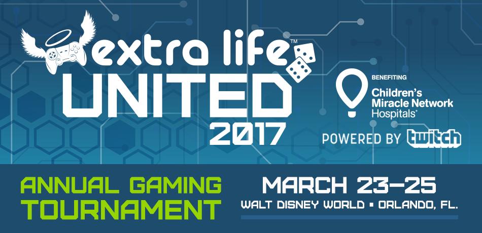 Extra Life United 2017