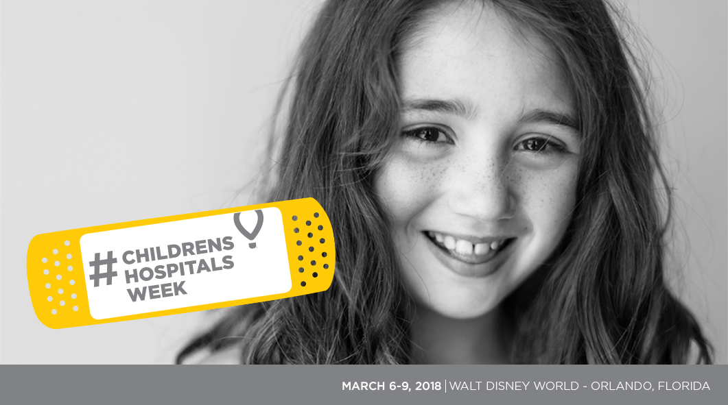 Children's Hospitals Week 2018