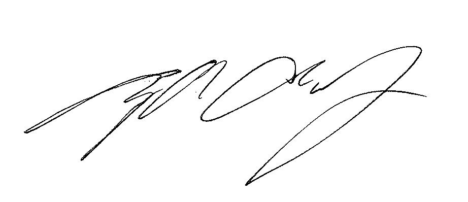 Alfred Edmond Signature