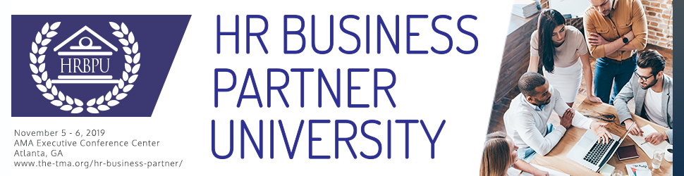 2019 HR Business Partner