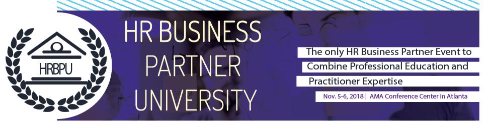 2018 HRBP University Summit